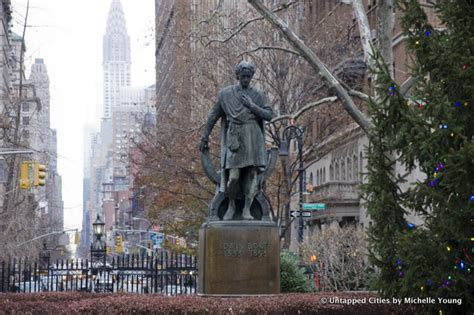 This Day in NYC History December 17th: Gramercy Park Was ... Lock And Key Parts