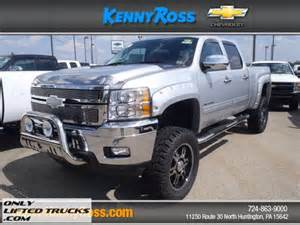 2013 chevy 2500 diesel lifted rocky ridge conversion truck
