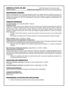 Resume Exles Cna by Cna Resume Template Best Business Template