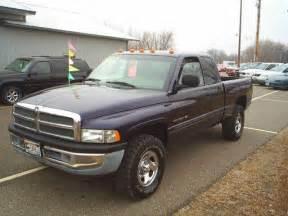 1998 Dodge Power Ram 1500 1998 Blue Purple Dodge Ram 1500 Trucks