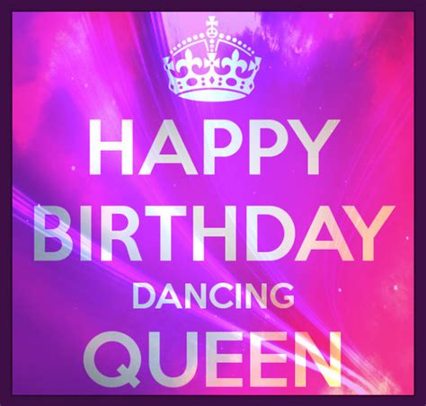 Happy Birthday Wishes For A Dancer Happy Birthday Dancing Queen Related Images Pin