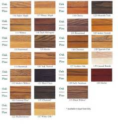 wood color paint zar wood stain color chart pine oak ranch bath