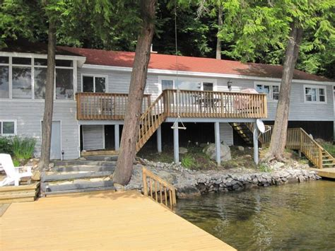 Cottage Rentals Lake Rosseau by Jr Exec Cottage On Lake Rosseau Booking Vrbo