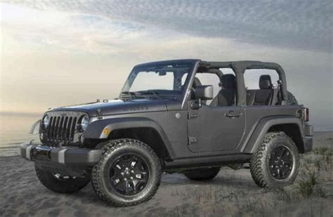 Jeep Wrangler Model Comparison Jeep Wrangler Road