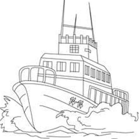 barco negrero dibujo dibujos para colorear crucero es hellokids