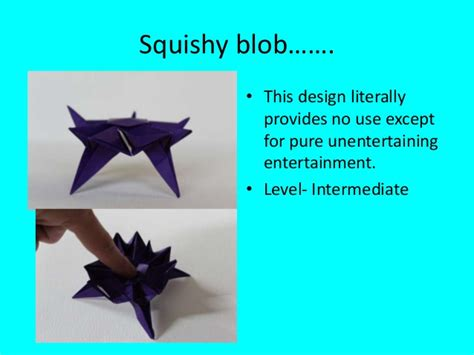 Intermediate Origami - edited nick s origami projects