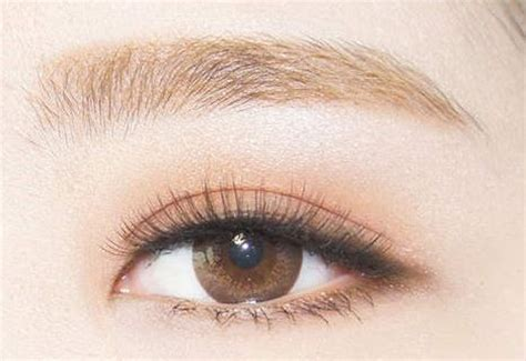 straight brows tutorial pibuu