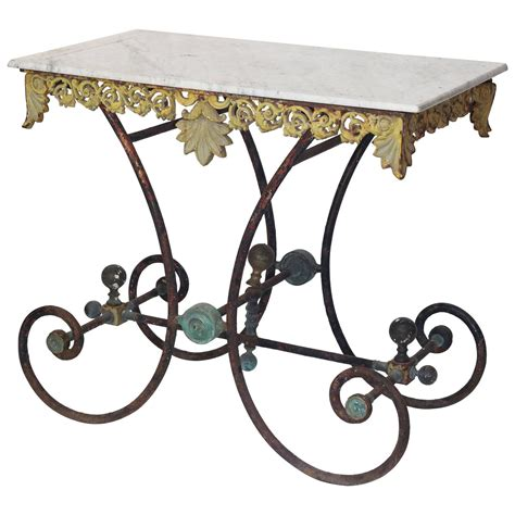 pastry table late 19th century pastry table at 1stdibs