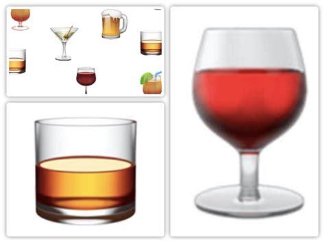 drink emoji drink up emojis and location intelligence reveal all