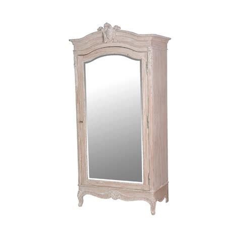 rococo armoire rococo carved mirrored armoire