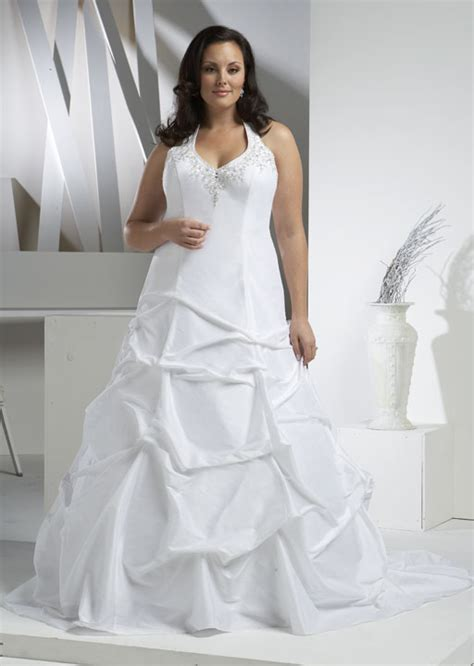 Cheap Plus Size Wedding Dress   Hairstyles And Fashion