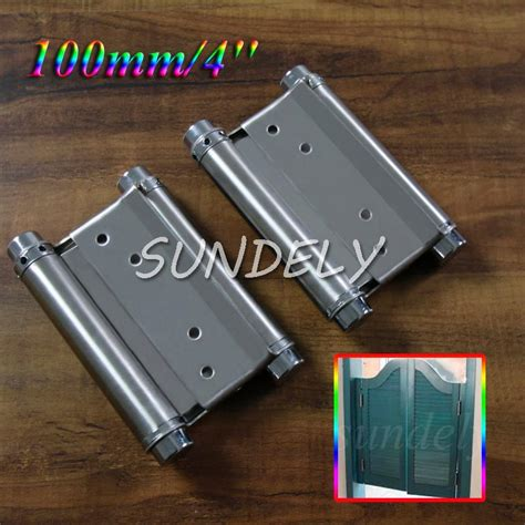 two way swing door 4 hi q double swing door hinge action hinges 2 way