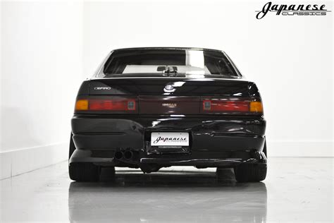 nissan 1990 modified japanese classics 1990 nissan cefiro modified