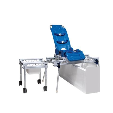 columbia reclining bath chair columbia elite reclining bath and shower transfer system