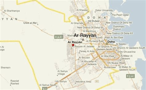 Ar Rayyan by Ar Rayyan Location Guide