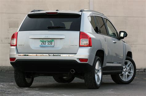 2011 Jeep Compass Limited 2011 Jeep Compass Review Photo Gallery Autoblog