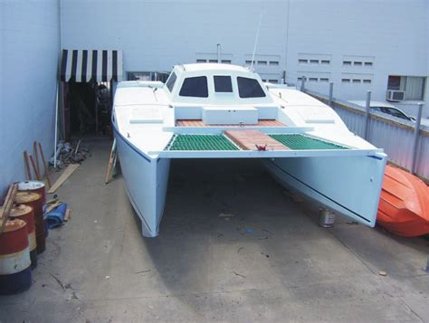 catamaran easy boat the 21k catamaran build a cat fast and cheap