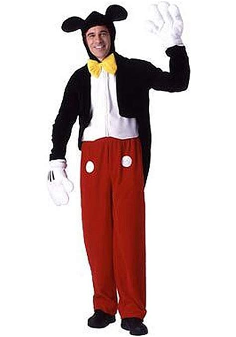 mickey mouse costume mickey mouse costume classic disney costumes