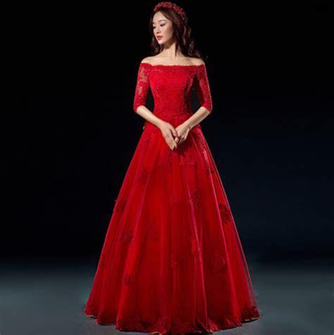 design of gaun gaun frock design 15 contoh gaun pengantin modern warna