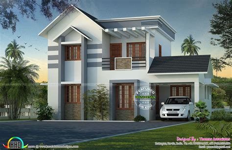 plans for sale in h beautiful small modern house designs grand looking simple 1450 sq ft home kerala home design