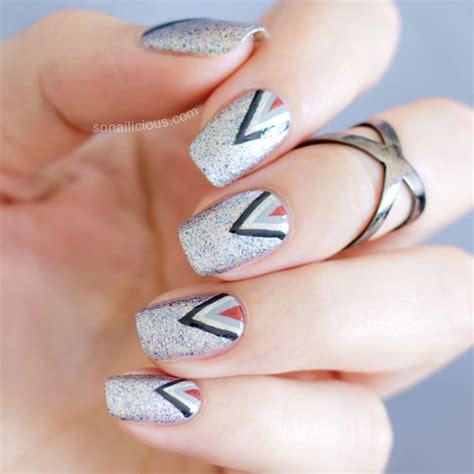 fifty shades of grey nails easy nail art tutorial 50 shades of 50 shades of grey nail art tutorial