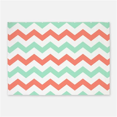 coral chevron rug mint coral rugs mint coral area rugs indoor outdoor rugs
