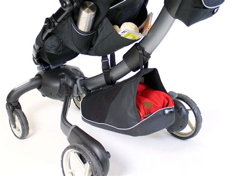 Origami Power Folding Stroller Silver - 4moms origami pushchair what to buy for baby