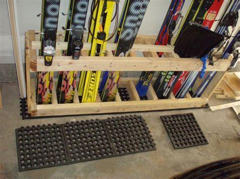 Garage Ski Storage Ideas Snow Board And Ski Storage Idea S Include