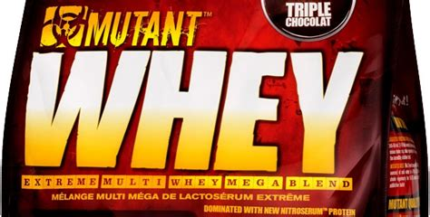 Mutant Whey 6lbs Limited Edition Mutant Whey Gives 20 Free