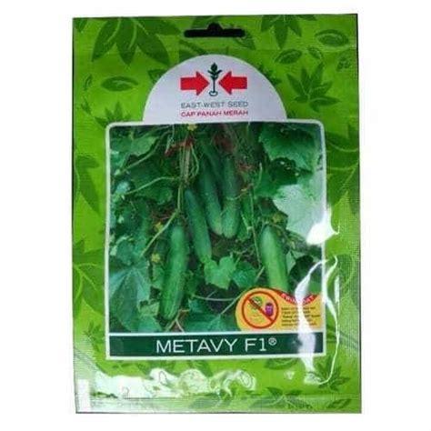Bibit Timun Suri Panah Merah jual benih timun metavy f1 175 biji panah merah bibit