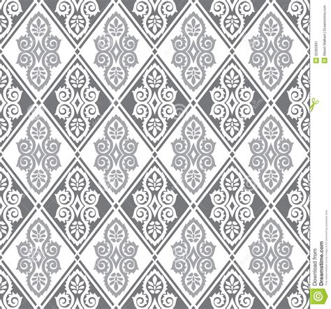 pattern royal vector royal seamless wallpaper stock vector image of flower