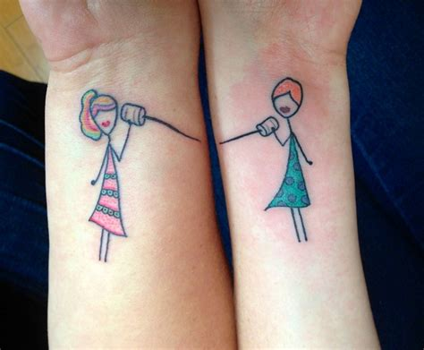 friendship tattoos designs ideas and meaning tattoos best friend matching tattoos designs ideas and meaning