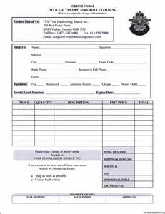 clothing order form template clothing order form template clothing order form template