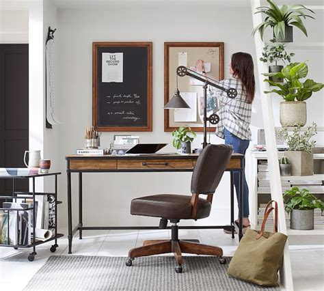 furniture that looks like pottery barn 94 office furniture from pottery barn elliot swivel