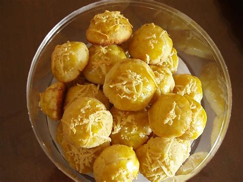 cara membuat kue kering monde jellyta pricilla mantow