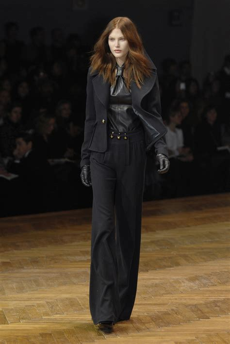 Fashion Week Fall 2007 by Givenchy At Fashion Week Fall 2007 Livingly
