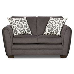 simmons flannel charcoal sofa simmons 174 flannel charcoal sofa with pillows at big lots