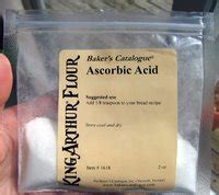 ascorbic acid what you dont fanatic cook march 2006