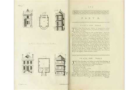 architectural pattern books history pattern books creating the georgian ideal