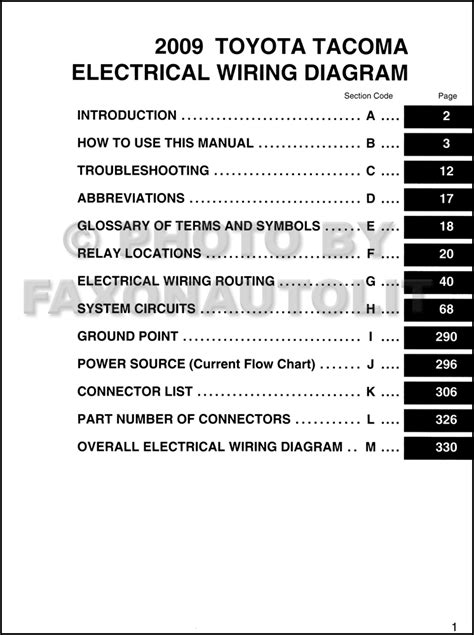 toyota tacoma electrical wiring diagram 39 wiring