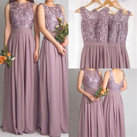 garden formal dress cheap lace bridesmaid dresses 2016 new designer