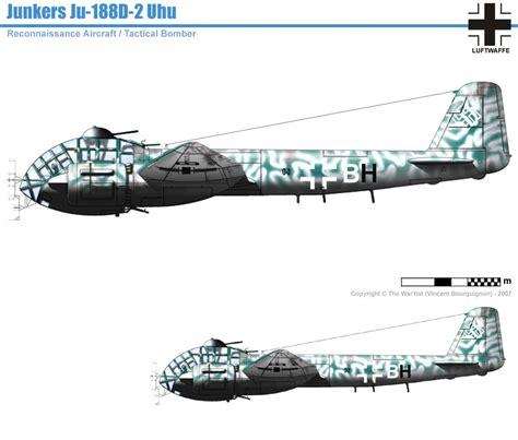 Gw 188 D 1 Junker Ju 188 D 2