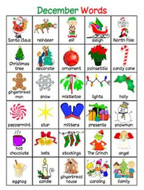 christmas words that start with n 1000 images about writing words poster on writing centers writer workshop and word