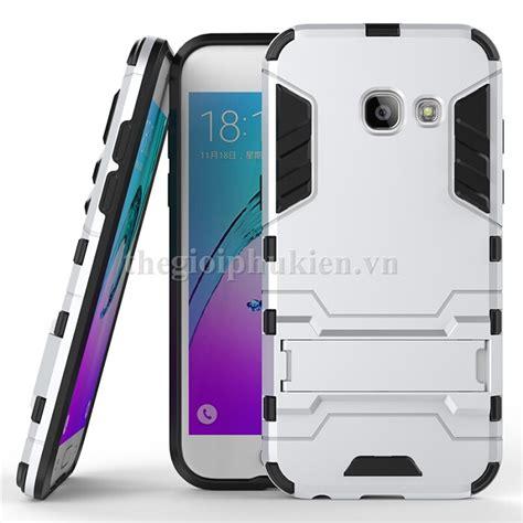 Samsung Galaxy A7 2017 A720 Iron Robot Ironman Hybrid ốp lưng chống sốc iron cho samsung galaxy a7 2017