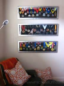 Tj Maxx Picture Frames Honey I M Home How To Display Marathon Medals