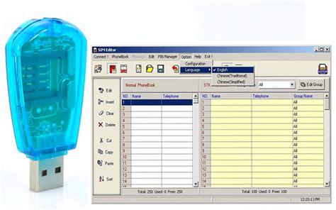 Usb Sim Card Reader sim card reader usb gsm cdma compatible item