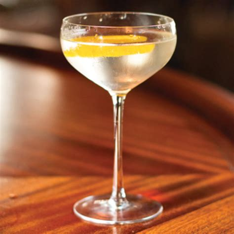 Vesper Cocktail Recipe