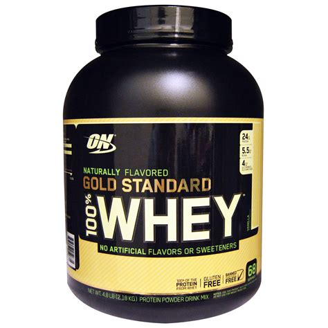 Optimum Nutrition Whey Gold Standard Kaskus Optimum Nutrition Naturally Flavored 100 Whey Gold
