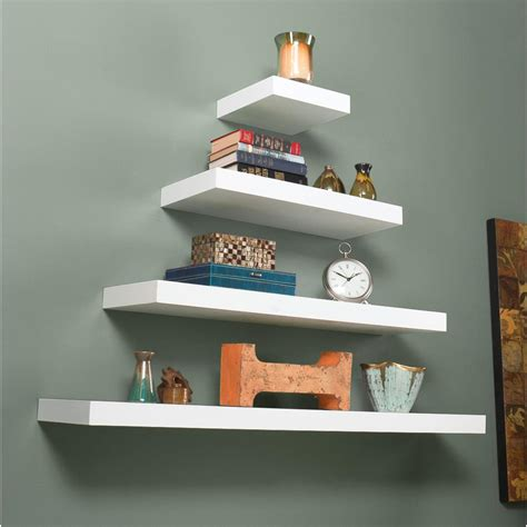 cadence floating shelf 24 quot 223745 decorative