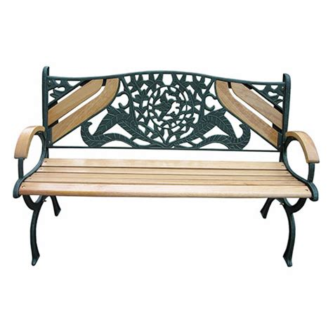 wood and cast iron bench cheap cast iron garden park bench for sale best metal park bench manufacturer